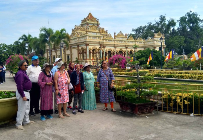 Mieux exploiter les potentiels touristiques Vietnam-Inde