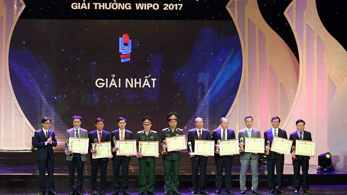 Les lauréats du prix VIFOTEC 2017 honorés