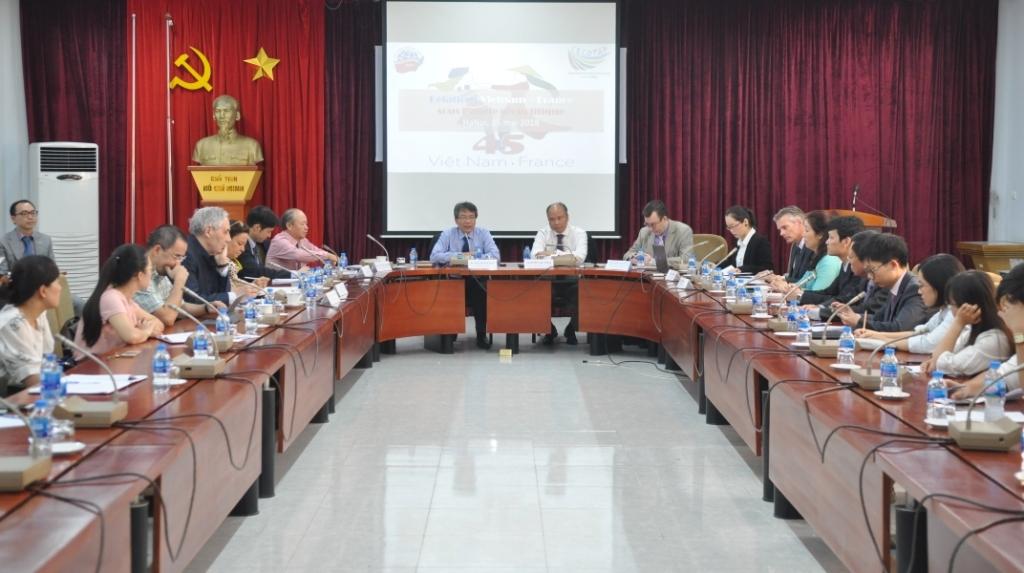 Les relations franco-vietnamiennes vues sous l'angle géopolitique
