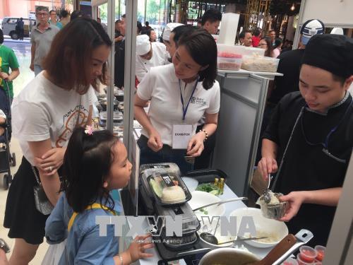 La Fête de la gastronomie singapourienne à Ho Chi Minh-Ville