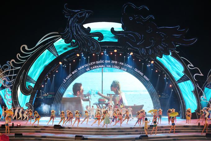 Quang Ninh accueille près de 530.000 touristes  durant les jours fériés