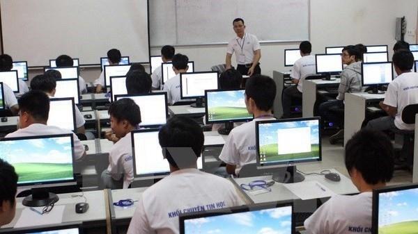 Le Vietnam remporte des prix aux Olympiades d