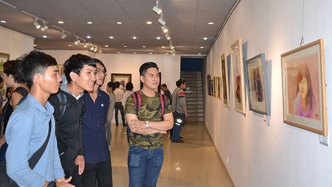 Une exposition internationale d
