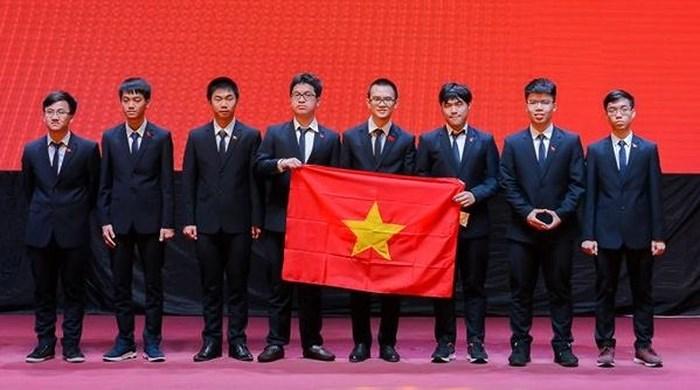 Clôture des 19es Olympiades de physique d'Asie