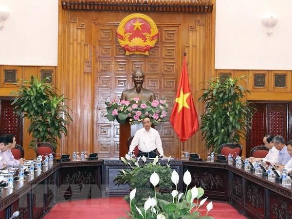 Le PM: L'e-gouvernement pousse la réforme administrative