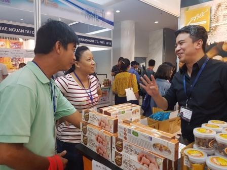 Des produits thaïlandais exposés à Hô Chi Minh-Ville