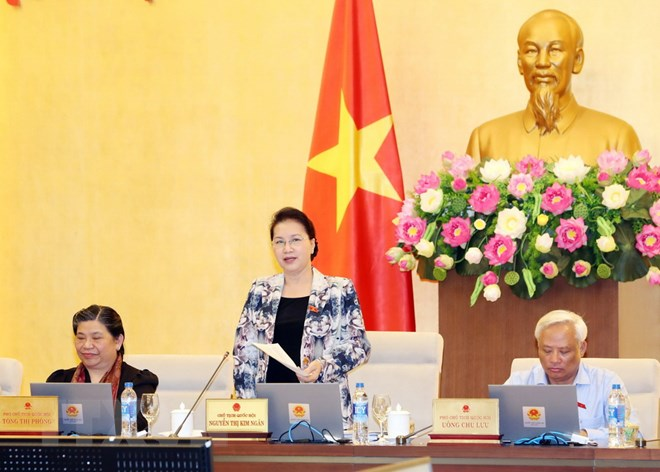 Clôture de la 24e session du Comité permanent de l'AN
