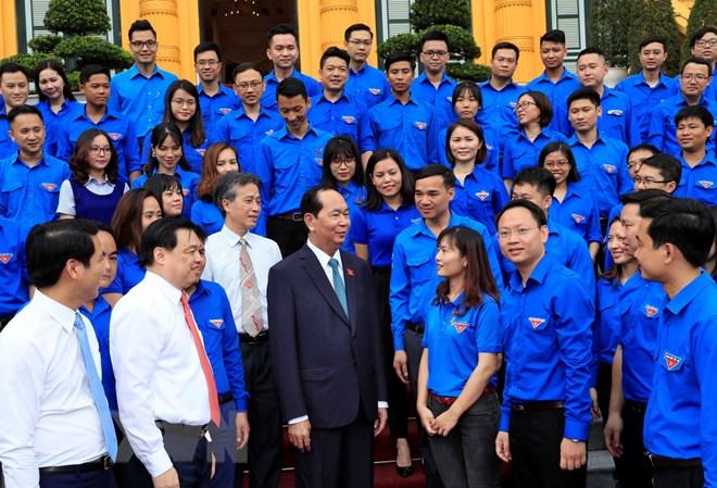 Le président exhorte la jeunesse à se cultiver pour servir la Patrie