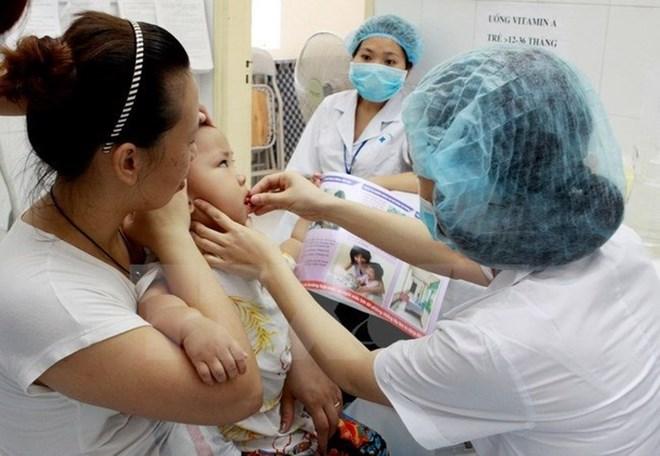 Le Vietnam continue de sensibiliser sur l'importance des apports en micronutriments