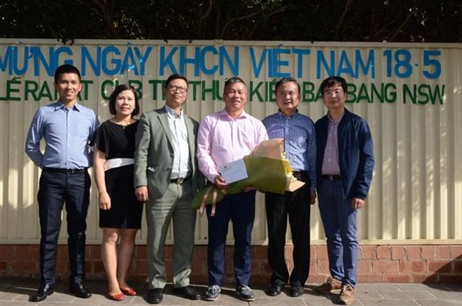 Création du club des intellectuels vietnamiens d