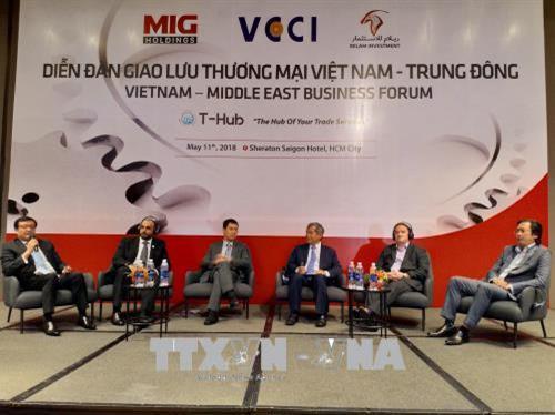 Le Vietnam et le Moyen-Orient stimulent le commerce et l