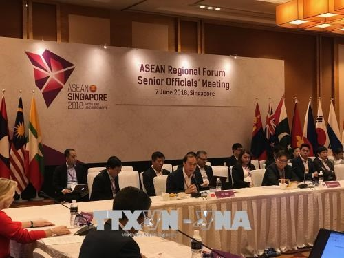 Le Vietnam aux réunions des hauts offciels de l