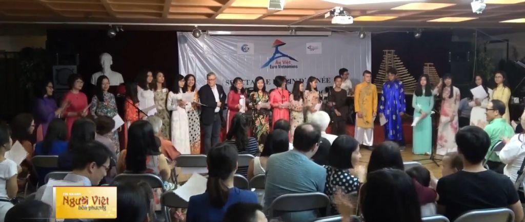 L'Association Au Viêt, passerelle entre les Vietnamiens des 2e et 3e générations en France