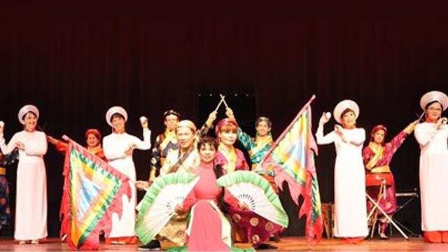 Association «Tiêng To Dông» :17 ans de promotion de la culture vietnamienne en Europe