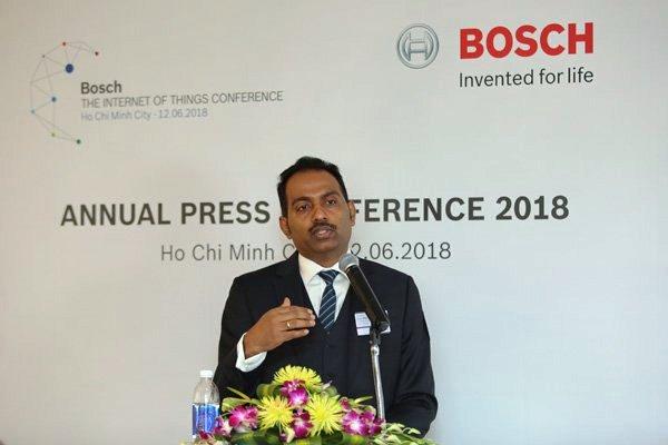 Bosch injecte 68 millions de dollars supplémentaires au Vietnam