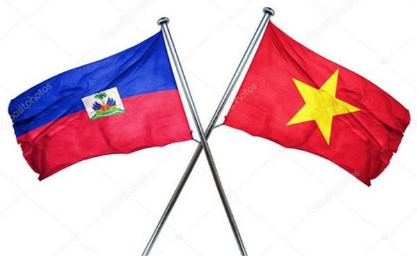Haïti souhaite renforcer ses liens avec le Vietnam