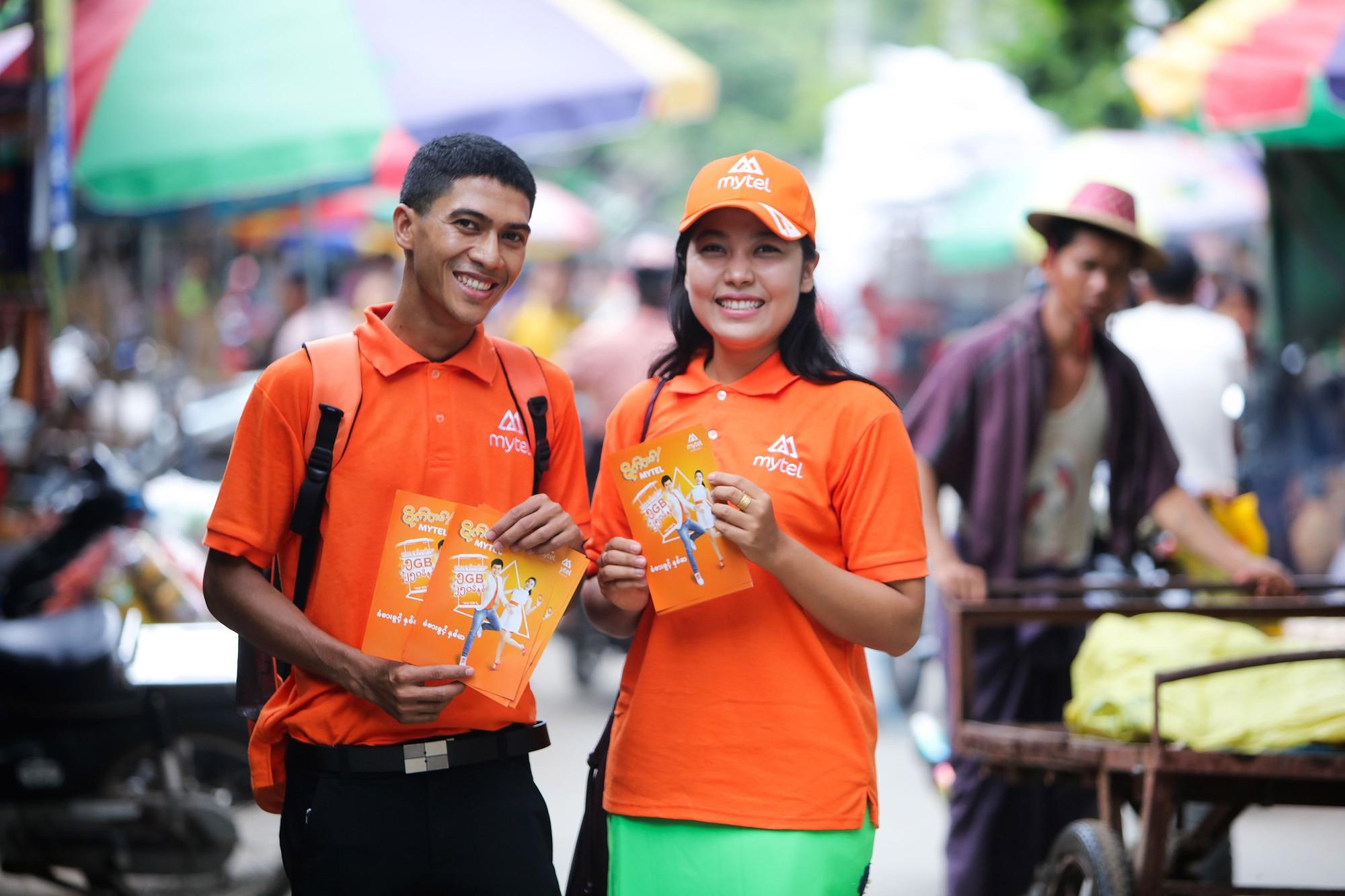 Viettel ouvre son 10e réseau mobile international au Myanmar