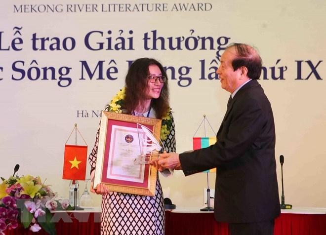 Remise des 9es Prix littéraires du Mékong