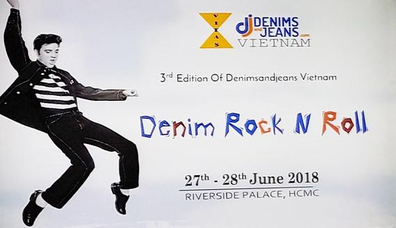 Bientôt l'exposition internationale Denimandjeans Vietnam à Ho Chi Minh-Ville