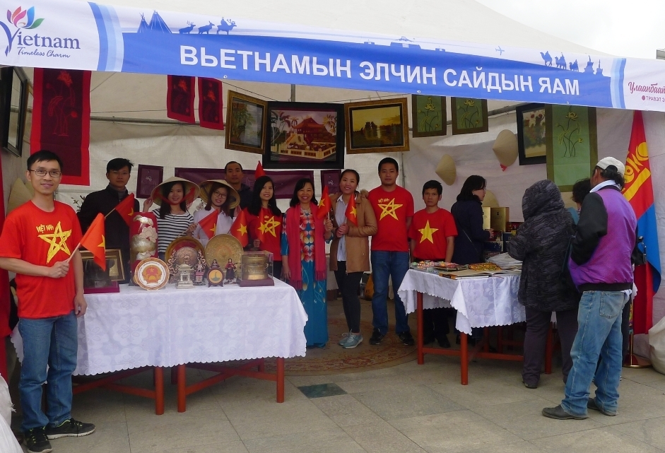 Promotion du tourisme en Mongolie