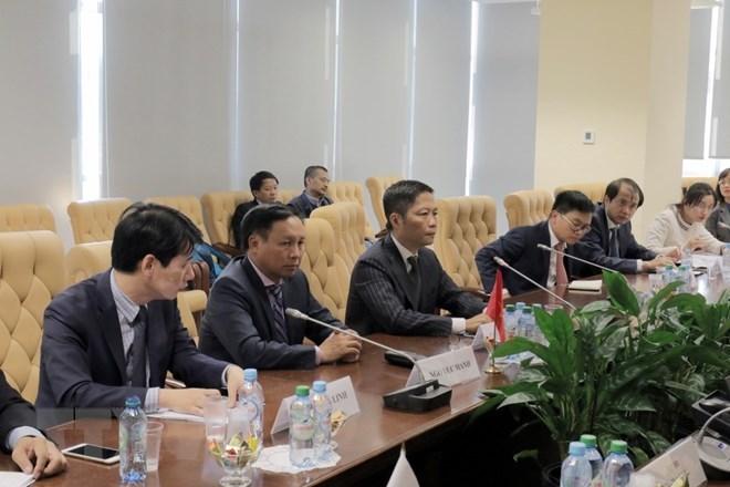 Le Vietnam et l'Union économique Asie-Europe promeuvent les liens de coopération