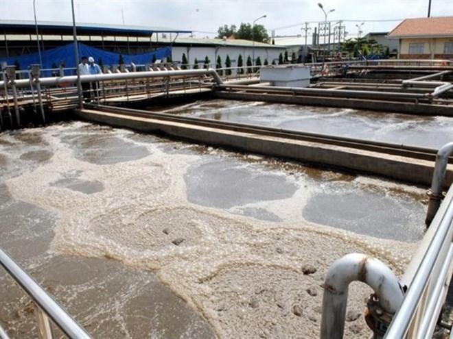 HCM-V cible le traitement de 90% de ses eaux usées