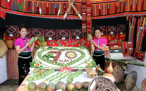 Lancement du festival de la mangue de Yen Chau