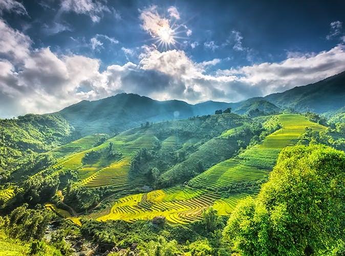 Sapa au top 5 des plus beaux endroits du monde