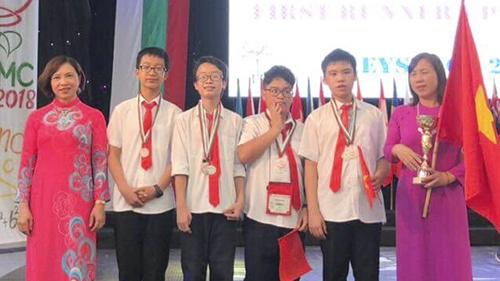 Le Vietnam remporte cinq médailles d