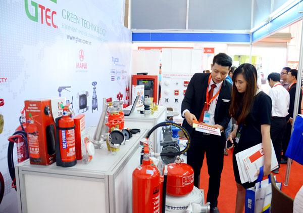 Bientôt Fire Safety & Rescue Vietnam - Secutech Vietnam 2018 à Hô Chi Minh-Ville