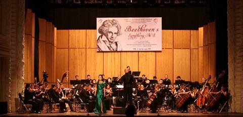 Concert en l'honneur des 45 ans des relations diplomatiques Vietnam - Belgique