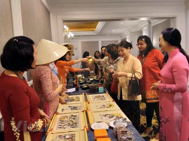 La culture vietnamienne présentée à la communauté de l'ASEAN en Malaisie