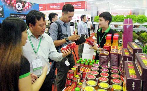 Hô Chi Minh-Ville: plus de 450 entreprises à l'exposition Vietnam Foodexpo 2018