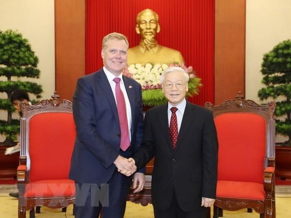 Le Vietnam attache de l'importance aux liens avec l'Australie
