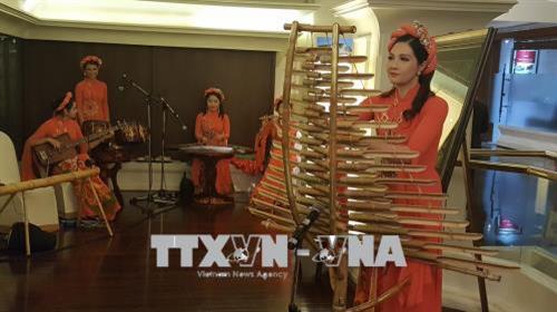 Semaine de la culture et de la cuisine vietnamiennes en Thaïlande