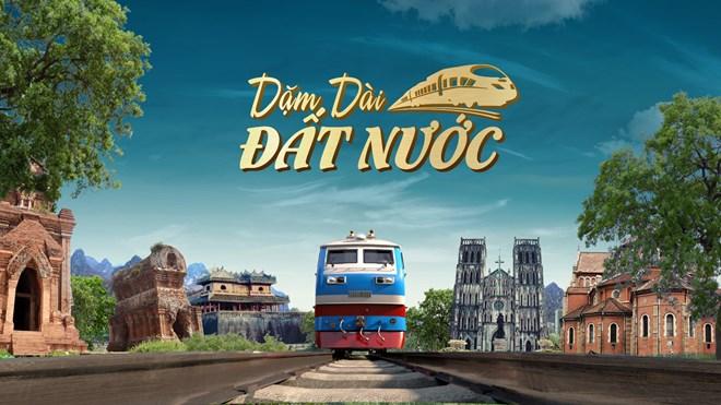 Un programme touristique présente le Vietnam sur le chemin de fer Nord-Sud