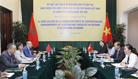 Vietnam - Maroc: resserrer les liens dans toutes leurs dimensions