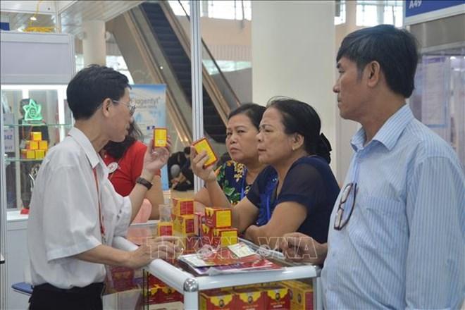 Ouverture de la foire-expo Medi-Pharm à Da Nang