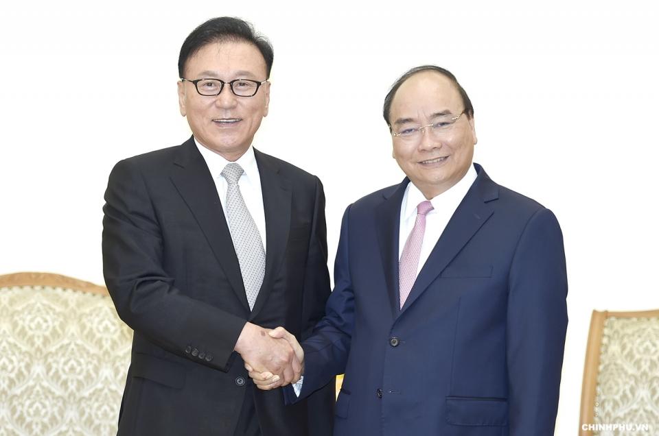 Le Premier ministre plaide pour des liens accrus entre le Vietnam et Busan