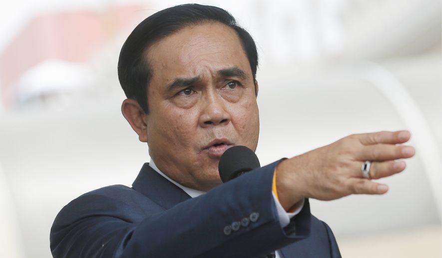 La Thaïlande se concentre sur l