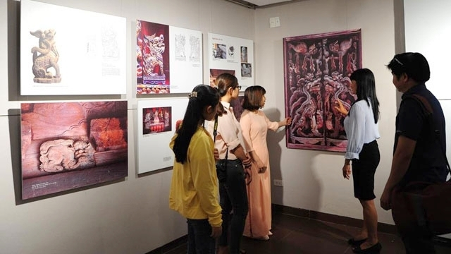 """Da Nang: exposition sur le """"Nghe"""" vietnamien"""