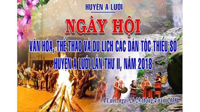 A Luoi accueillera la Fête culturelle et sportive des ethnies minoritaires 2019
