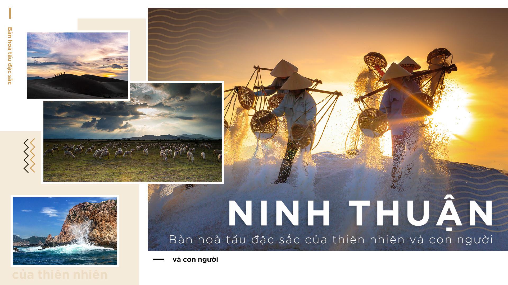 Ninh Thuan - une symphonie spéciale entre nature et hommes