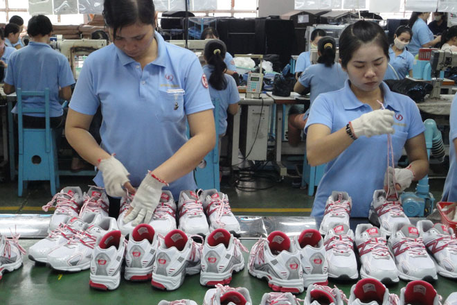 Chaussures et sandales tiennent le haut du pavé des produits du Vietnam exportés en Belgique