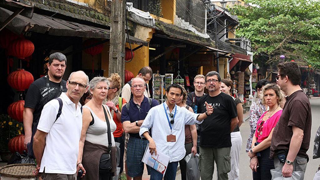 10,4 millions de touristes étrangers au Vietnam en 8 mois