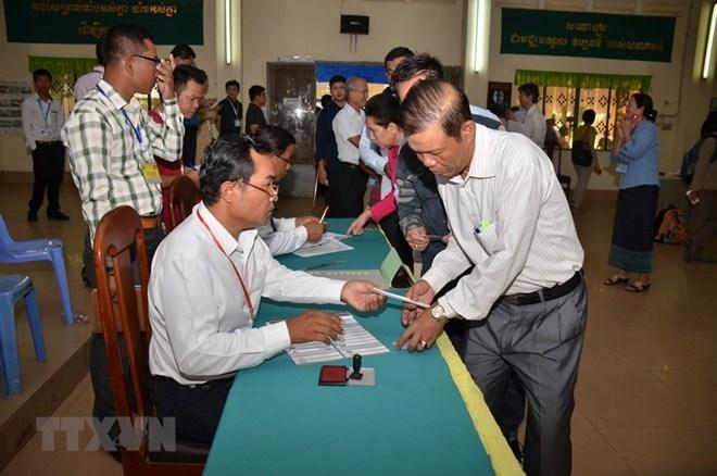 Cambodge: le PPC remporte plus de 4,8 millions de voix aux élections générales