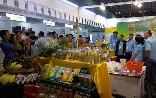 Ouverture d'un salon international sur l'alimentation et les boissons à Ho Chi Minh-Ville