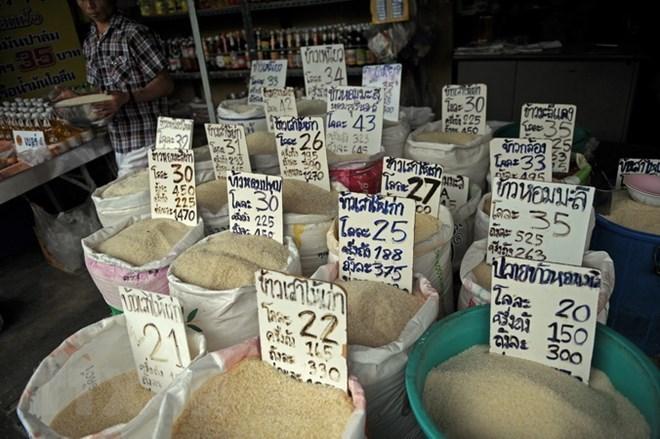 La Thaïlande devrait exporter 11 millions de tonnes de riz cette année