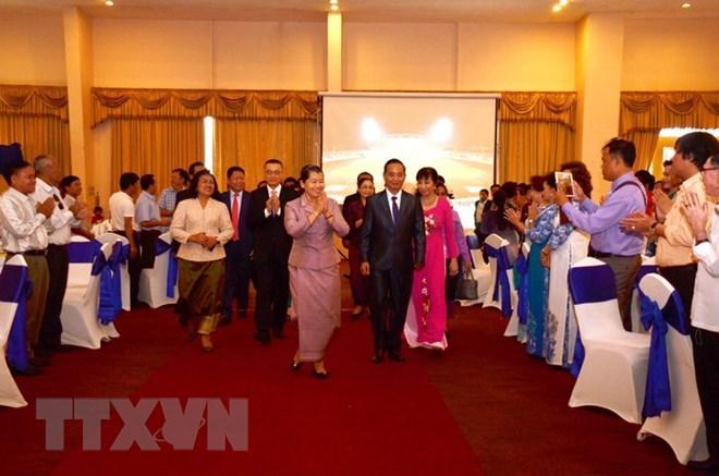 L'Association khméro-vietnamienne célèbre la Fête nationale au Cambodge