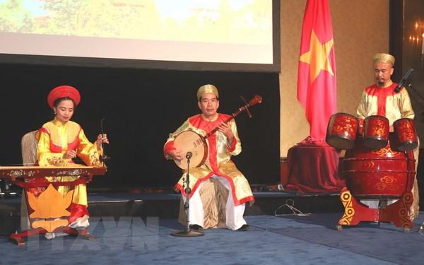 Présenter la culture vietnamienne à Singapour